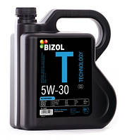 Синтетическое моторное масло Bizol Technology 5W-30 507 5л