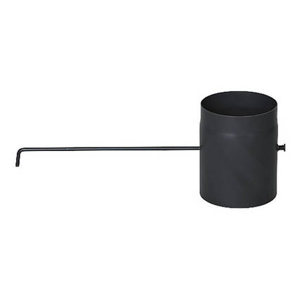 Шибер для дымохода (2ММ) Ø180, фото 2