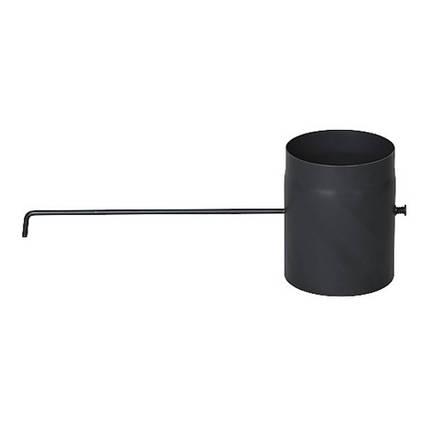 Шибер для дымохода (2ММ) Ø200, фото 2