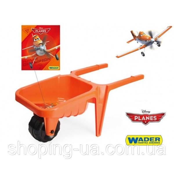 Тачка садовая детская Disney Planes Wader 77380P