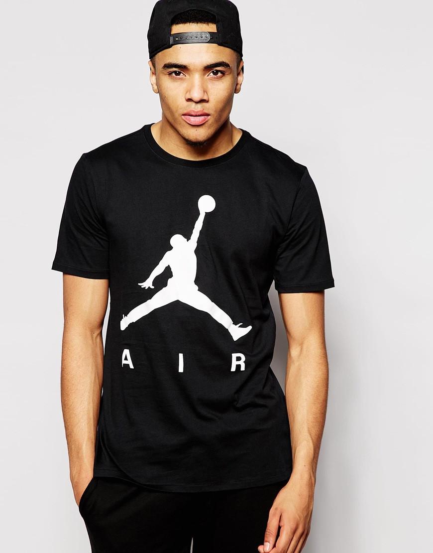 Мужская футболка Air Jordan - Cash Store - Уникальность в тебе! в Днепропетровской области