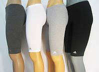 Велотреки спортивные женские (трикотажные). Мод. 507.