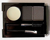 Набор для бровей NYX Eyebrow Cake Powder 01 Black/Gray