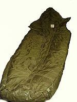 Зимний пуховой спальный мешок Sleeping bag Arctic, водонепроницаемое дно + чехол
