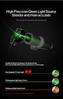 Лазерный нивелир лазерный уровень Sndway SW-311G самовыравнивающийся,зеленый лазер, фото 6