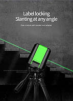 Лазерный нивелир лазерный уровень Sndway SW-311G самовыравнивающийся,зеленый лазер, фото 8