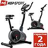 Велотренажер для ног Hop-Sport HS-2080 Spark grey/red