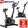 Стильний велотренажер Hop-Sport HS-2080 Spark grey/silver 2018,120,10,Призначення Домашнє , 27, 24, BA100,