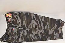 Бриджи мужские камуфляж 5 карманов - большие размеры, фото 2