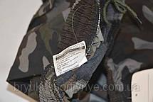 Бриджи мужские камуфляж 5 карманов - большие размеры, фото 3
