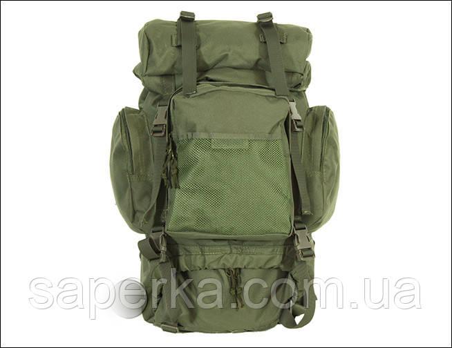Тактический военный рюкзак MFH Tactical Backpack Oliv, 55 литров