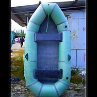"""Лодка Лисичанка 245 """"Язь-2"""" из прорезиненной ткани"""