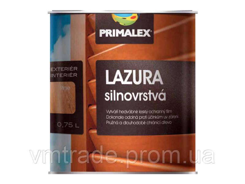 Лазурь Primalex толстослойная, 5 л