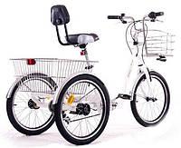 Трехколесный велосипед Monti 608 Tricykle Bike