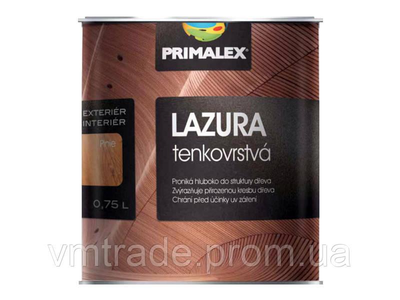 Лазурь Primalex тонкослойная, 5 л