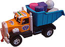 Bamsic будівельний вантажівка, фото 2