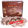 Кинетический песок в наборе Раскопки динозавра Dino T-Rех WABA Fun