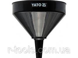 Воронка для заливки моторного масла и топлива Yato YT-0696