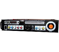 Усилитель звука ukc ka-123 2 x 150 Вт + Караоке
