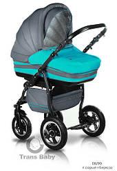 Універсальна коляска 2 в 1 Trans baby Mars разный цвет