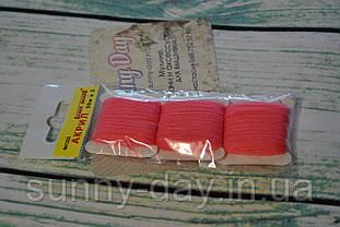 Акрил для вишивки, колір - яскраво-рожевий
