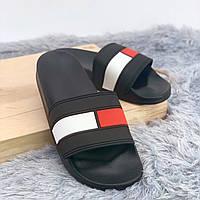 Взуття Tommy Hilfiger Шльопки Tommy Hilfiger 40