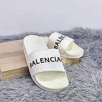 Взуття Balenciaga Шлььопки Balenciaga White 39