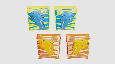 Надувные нарукавники. Дельфины BESTWAY 32042