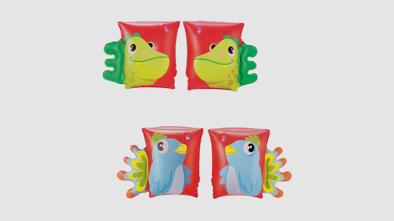 Надувные нарукавники. Попугай - Дракон BESTWAY 32115