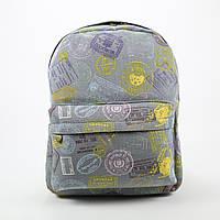 Рюкзак Рюкзак Печатки, фото 1