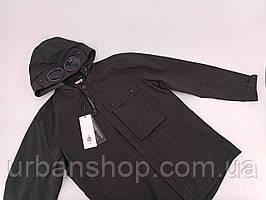 Парка C.P. Company black #2 M