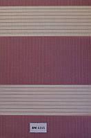 Рулонные шторы день-ночь фиолетовые ВМ-1215