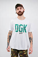 Футболка DGK white M