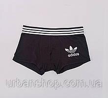 Чоловіча білизна Adidas (логотип - принт) M
