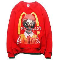 Світшот McDonald's - winter L