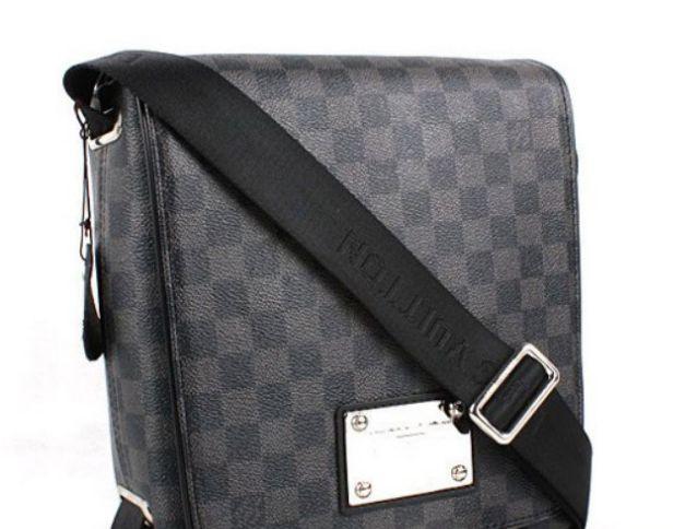 c41c3cec0464 Мужская кожаная сумка Louis Vuitton - купить в Киеве   vkstore.com.ua