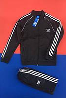 Спортивний костюм Adidas pants black (штани) L