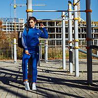 Спортивний костюм Adidas The jacket is blue (олімпійка) M