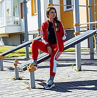 Спортивний костюм Kappa The jacket is red (олімпійка) M, фото 1