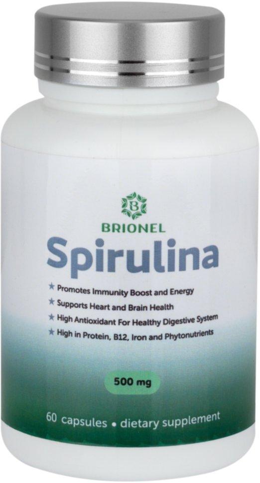 Спирулина Брионель (60 капсул)