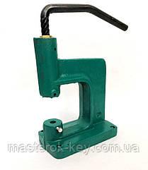 Пресс ручной для установки фурнитуры Турецкий Поворотный