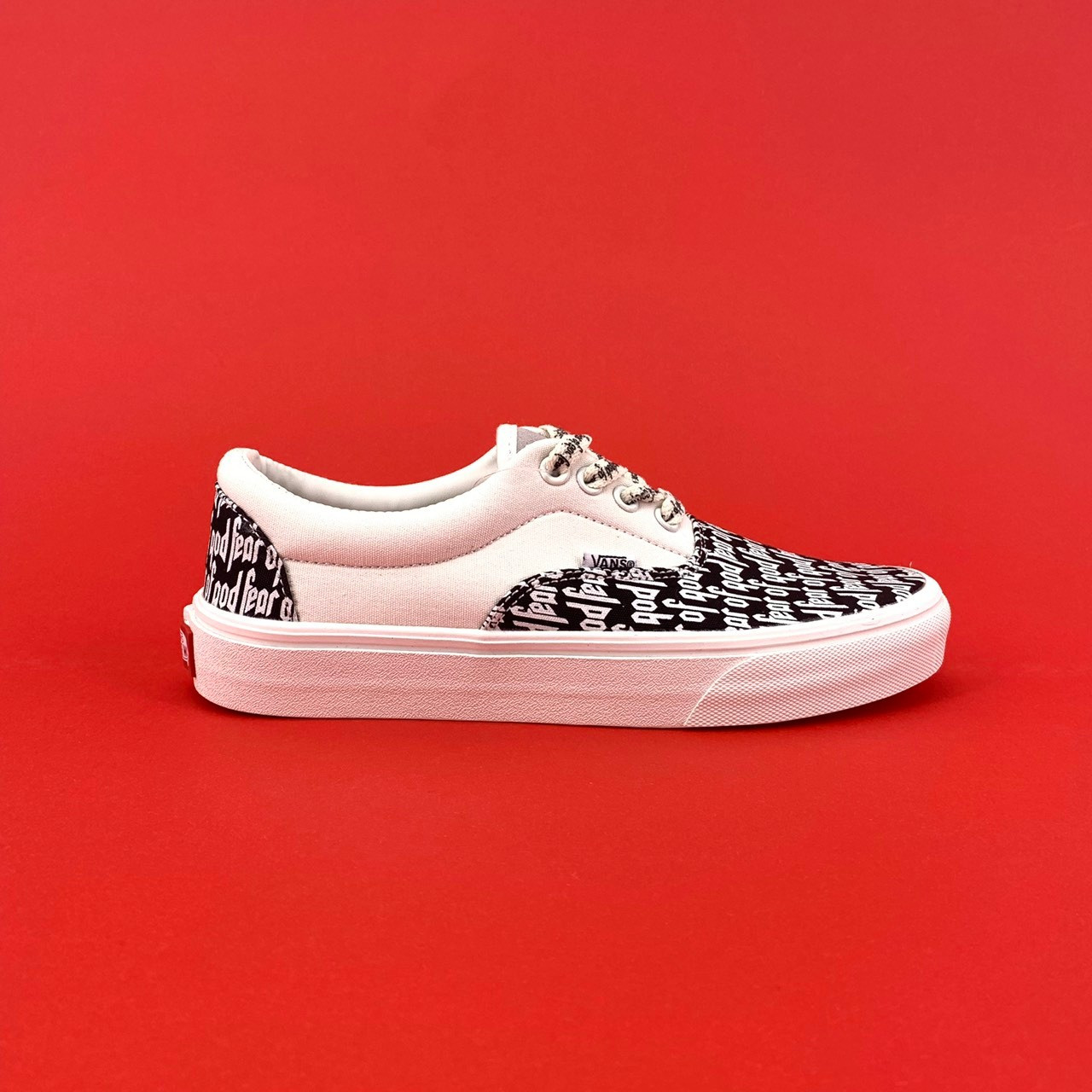 Взуття Vans x Fear of God Vault UA ERA 95 DX White 38
