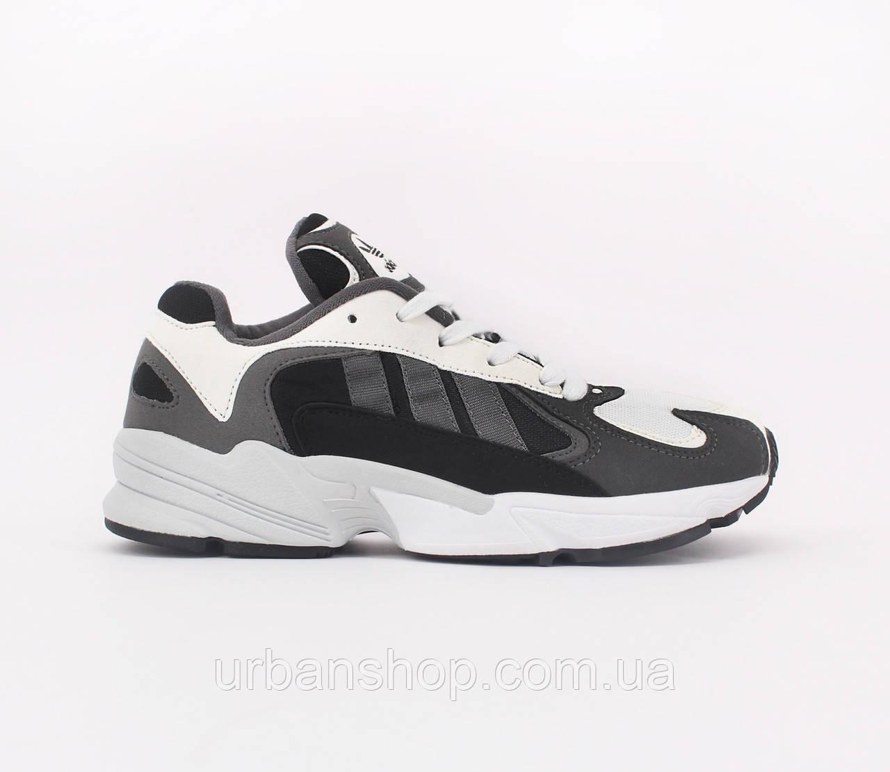 Взуття Adidas Yung 1 Grey White 36