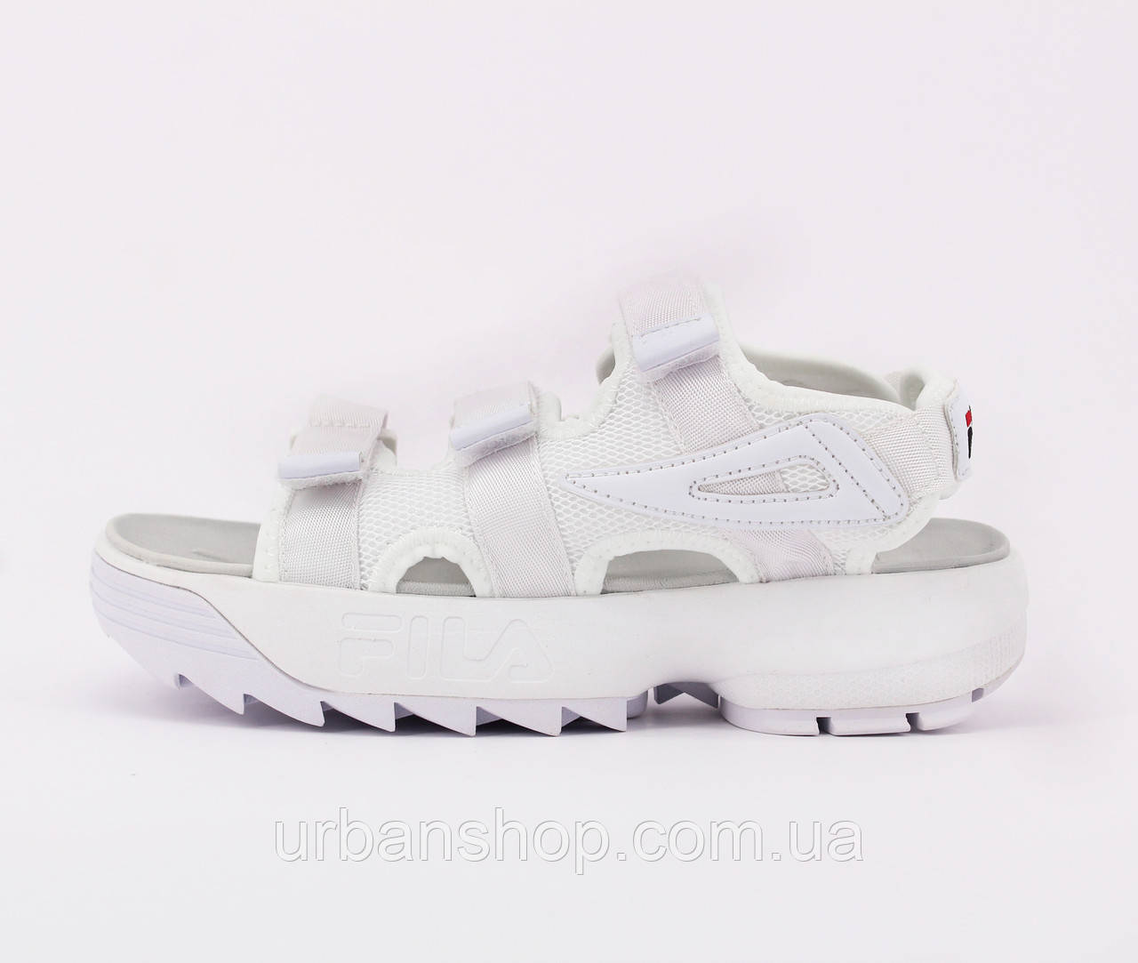 Взуття FILA Сандалі Біло 36