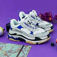 Взуття Balenciaga Triple S 2 light/violet 36, фото 1