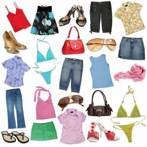 одяг, взуття, аксесуари, загальне