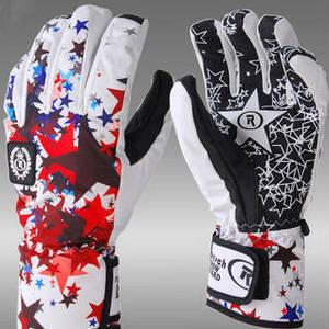 перчатки лыжные, сноубордические