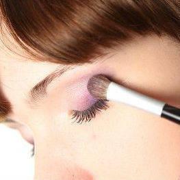 макияж глаз, общее