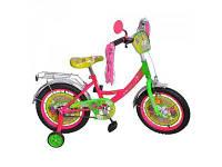 Детский велосипед 12 дюймов Бабочка P1251 F-B