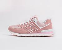 Взуття New Balance 574 Рожеві 36, фото 1